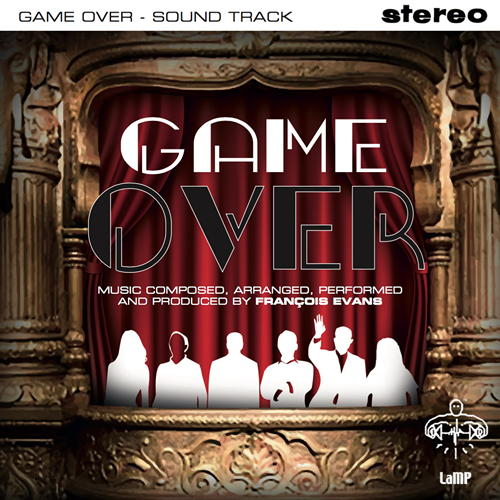 Game Over CD cover