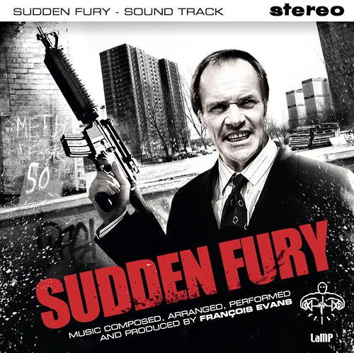 Sudden Fury cover